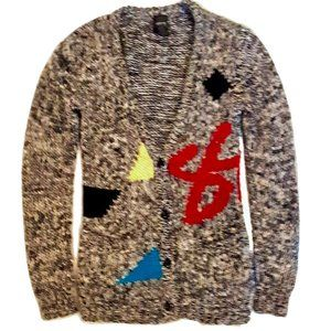 Vintage Stussy Womens Cosby Sweater